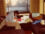 Al working on Assembler 1982